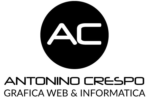 Antonino Crespo - Grafica Web & Informatica
