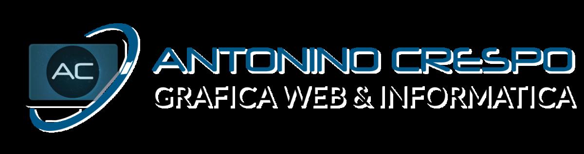 Antonino Crespo - Grafica Siti Web & Informatica